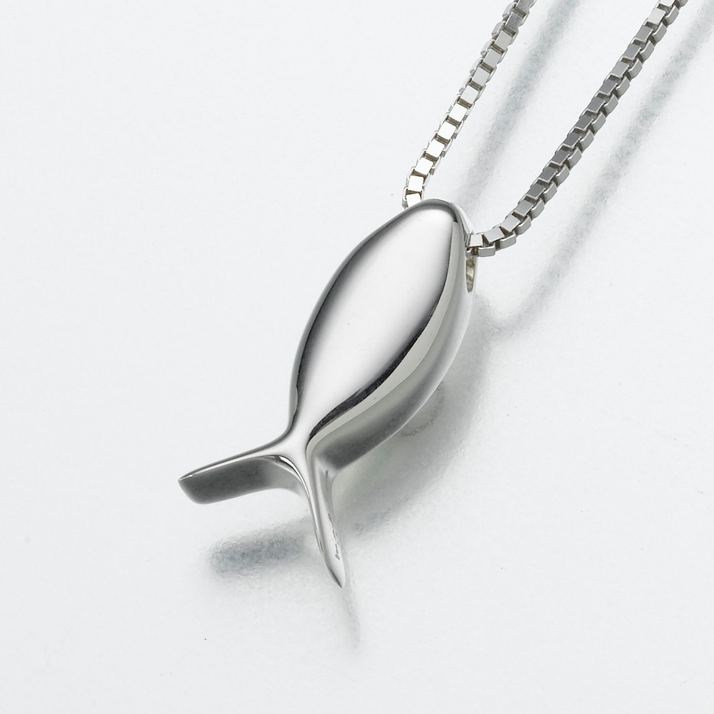 Fish ichthus pendant madelyn pendants madelyn pendants fish ichthus pendant aloadofball Image collections