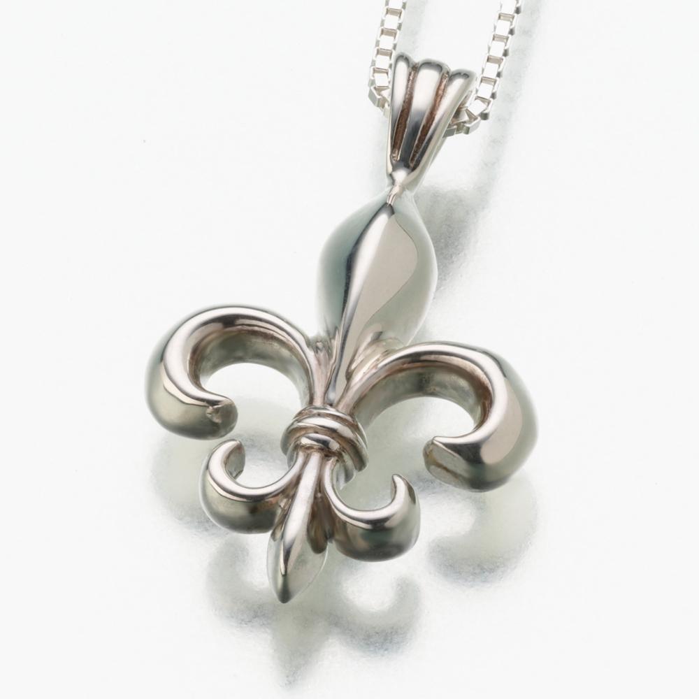 Fleur de lis pendant madelyn pendants madelyn pendants fleur de lis pendant aloadofball Choice Image