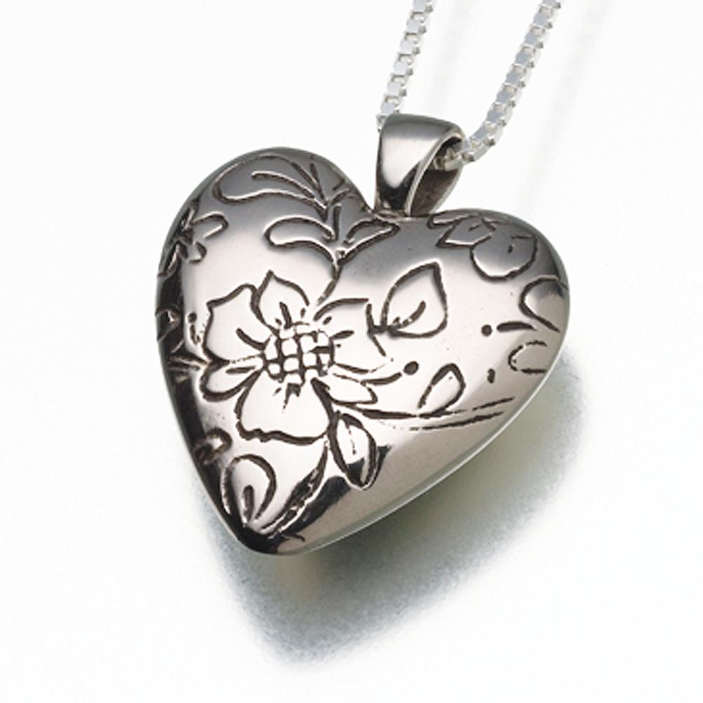 Floral heart pendant madelyn pendants madelyn pendants floral heart pendant aloadofball Image collections